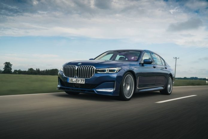 2020 BMW Alpina B7 Is a Better 7-Series