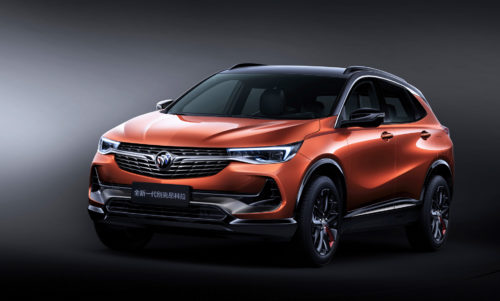 2020 Buick Encore GX will rely on turbocharged three-cylinder power