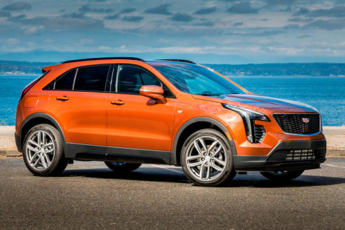 2020 Cadillac XT4 Review: The Right Foot