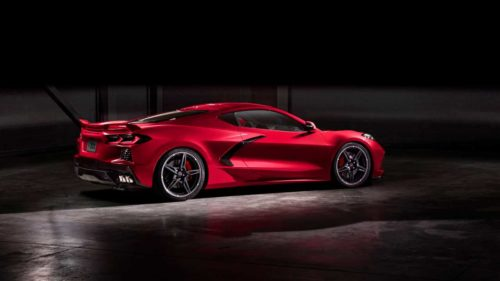 What We Know about the Flat-Plane-Crank V-8 That Will Power the C8 Corvette Z06, ZR1, and Hybrid