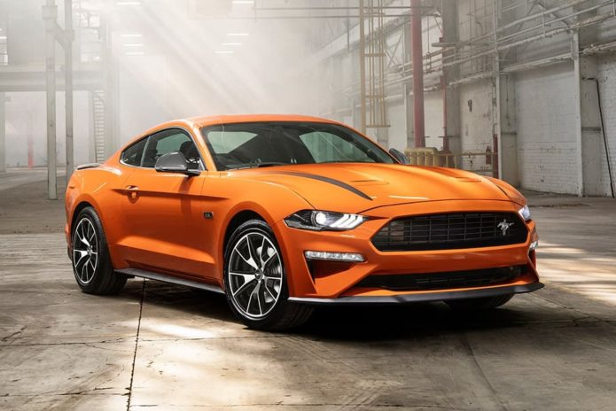 Ford Mustang four-cylinder gets power boost