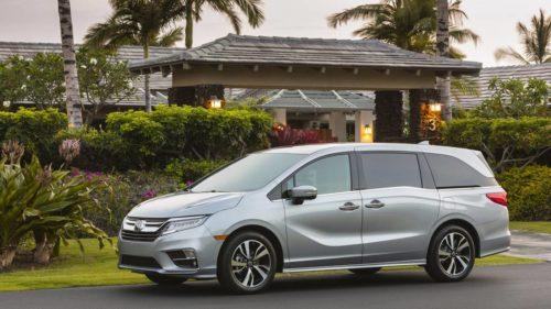 Special 2020 Honda Odyssey celebrates 25th anniversary