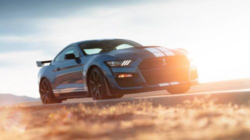 This trick transmission keeps the 2020 Shelby GT500's 760hp in check