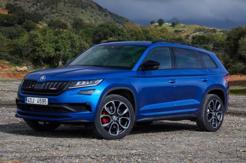 Skoda Kodiaq RS pricing revealed