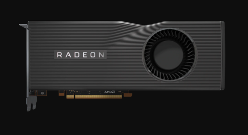 The AMD Radeon RX 5700 XT gets hot – but it's supposed to