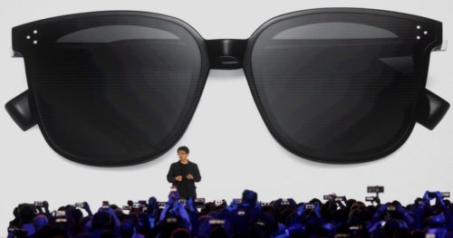 And finally: Huawei could launch AR smartglasses at IFA 2019