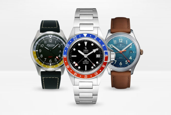 These Are Seven of the Most Affordable GMT Watches