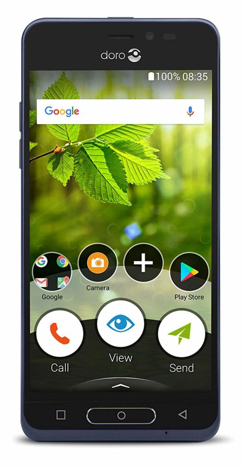 Doro 8035 review: an appealing smartphone for older users