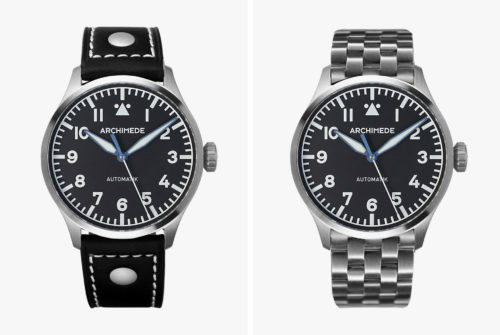This Military Pilots Watch Is Perfectly Wearable at 36mm