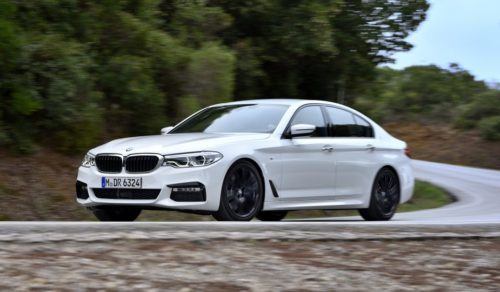 An Electric BMW 5 Series Will Be Here Before We Know It