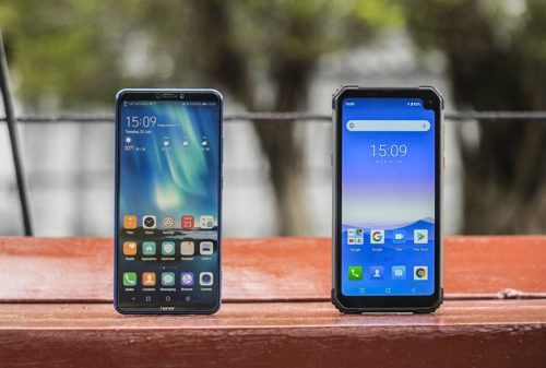 Blackview BV6100 vs Honor Note 10: Battle between 2 categories (video)