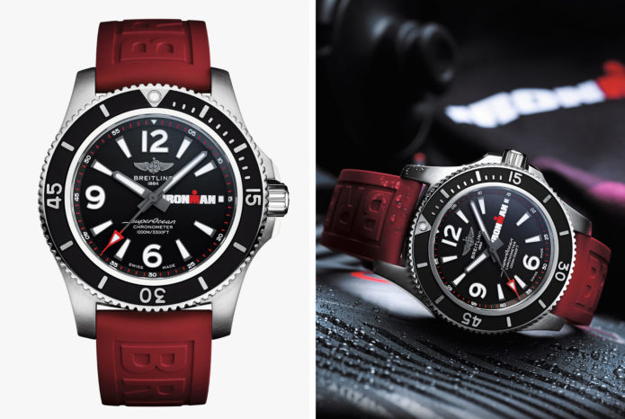 This Dive Watch Is Made for the Toughest Triathletes