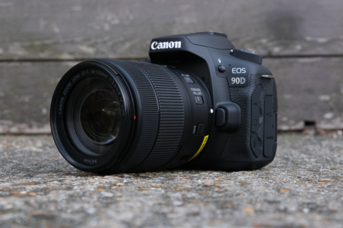 Hands on: Canon EOS 90D Review