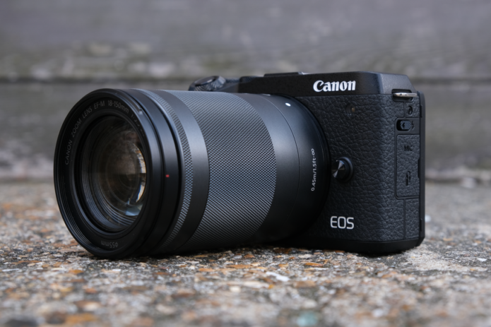 Hands on: Canon EOS M6 Mark II Review