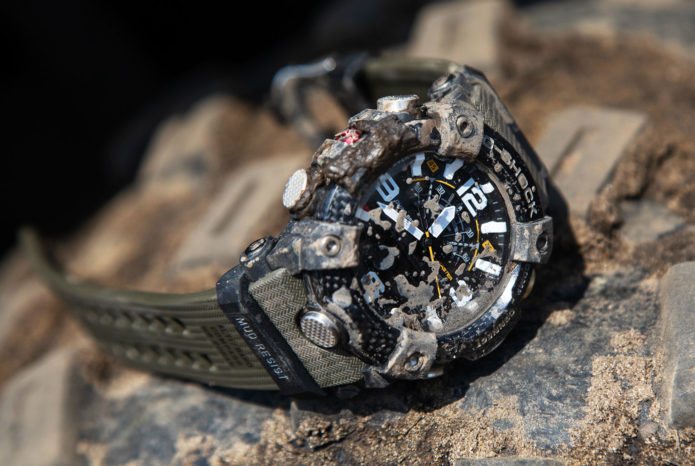 G-SHOCK GGB100 REVIEW : This Tech-Packed G-Shock Watch Is Meant to Get the Crap Kicked Out of It