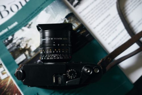 FACTS: Why Leica M is the Best System for a Film Photographer