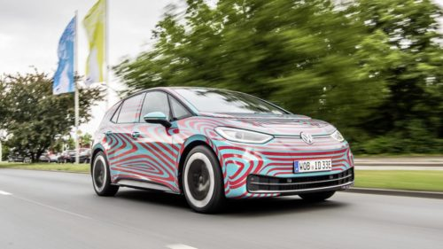 VW ID.3: Exploring VW's new electric car