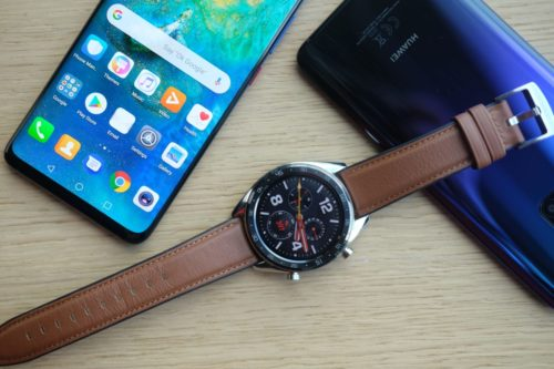 HarmonyOS will power Huawei's next smartwatch