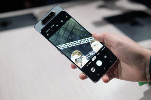 Galaxy A90: Samsung will finally bring 5G to a mid-range smartphone