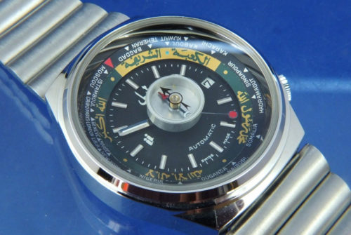 This Unique Vintage Watch Offers a Complication You've Never Seen