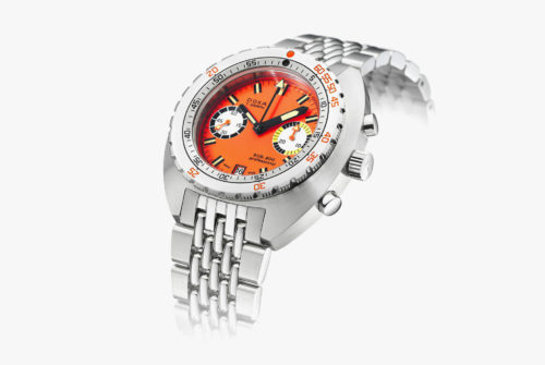 DOXA SUB 200 T-GRAPH : This Beast of a Retro Dive Watch Is Finally Available in Steel