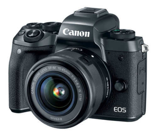 Leaked Canon EOS M6 Mark II promo vid reveals revamped new mirrorless