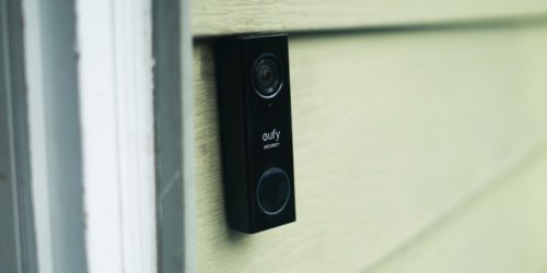 Eufy Security Video Doorbell review
