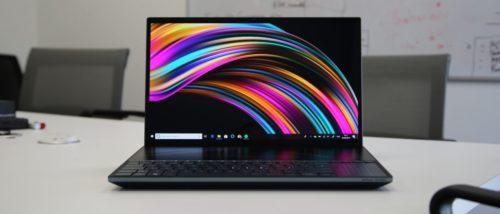 Asus ZenBook Pro Duo UX581 review