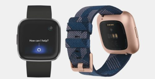 Fitbit Versa 2 to enlist Alexa to tackle Siri and the Apple Watch 5