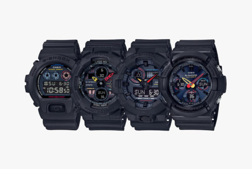 NEO TOKYO SERIES – These New G-Shock Watches Harness Classic Japanese Pop-Culture Cool