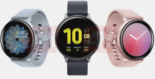 Galaxy Watch Active 2: Why wait until August 5 to see the full monty?