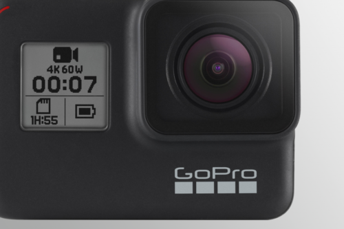 Here comes the GoPro Hero 8 with 4K in 120 fps and better image quality