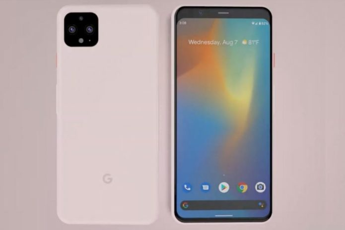 Pixel 4 renders show off Google's answer to the iPhone 11