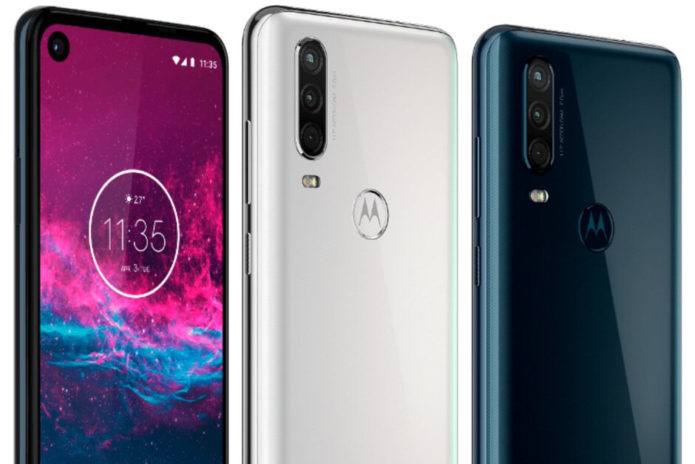 Heres-the-Motorola-One-Action-leaked-in-blue-and-white-awaiting-imminent-release