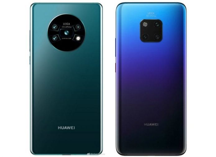 Huawei Mate 30 Pro 'leak' reveals a camera that could easily topple the Galaxy Note 10