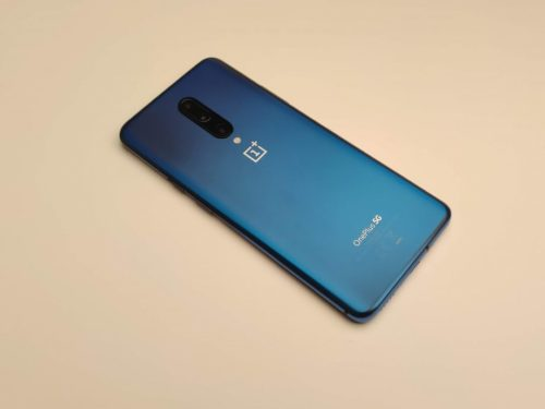 Mysterious leak has thrown us off the OnePlus 7T scent