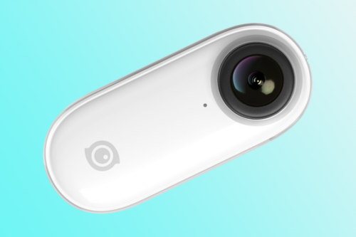 The Insta360 Go is a tiny, wearable GoPro that weighs just 18g