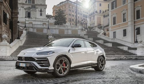 Lamborghini Urus Proves Too Popular