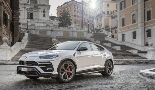 Lamborghini Urus Proves Too Popular
