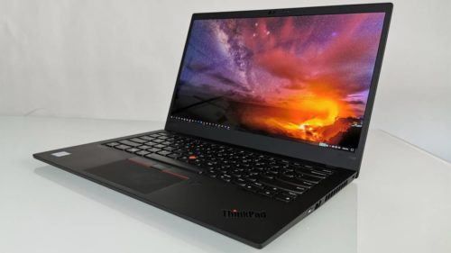Lenovo ThinkPad X1 Carbon 4K (7th-gen) hands-on review