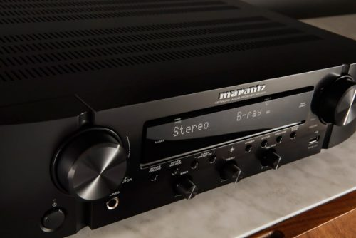 Marantz's NR1200 stereo network receiver offers 'serious hi-fi' in a compact form