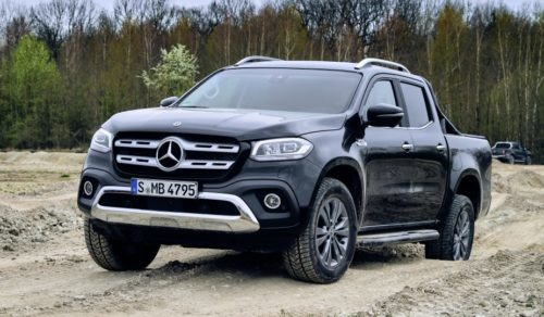 Mercedes-Benz X-Class Truck Reportedly Dead Already