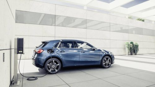 Mercedes adds EQ Power plug-in hybrid tech to A- and B-Class