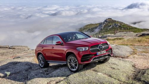 Mercedes GLE Coupe lands in Europe with diesel power