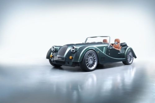 2019 Morgan Plus Six Is a Higher Tech Window to the Past
