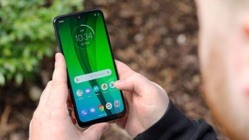 The new Moto G8 may come with a triple camera to take down the Nokia 7.2