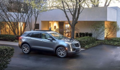 2020 Cadillac XT5 First Look