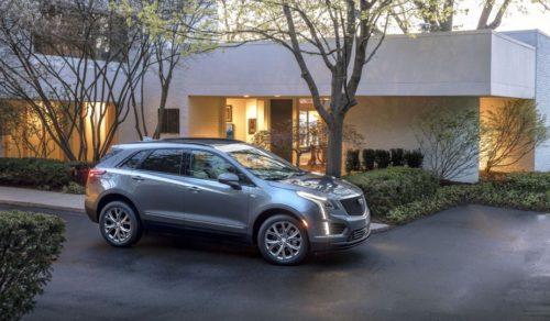 2020 Cadillac XT5 First Look