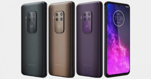 New Motorola Zoom One leak lays bare the four camera set-up