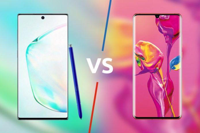 Note-10-Plus-vs-Huawei-P30-Pro-920x613